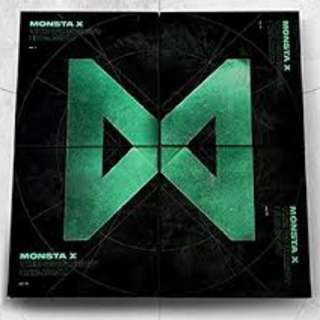 ONHAND SEALED ALBUM MONSTA X THE CONNECT : DEJAVU