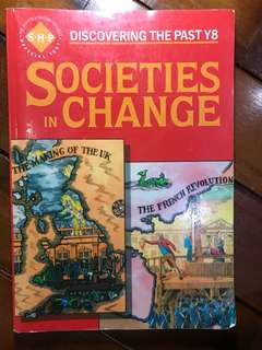 Discovering The Past Y8 : Societies in Change