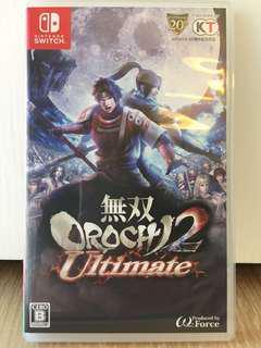Switch 無雙 Orochi2