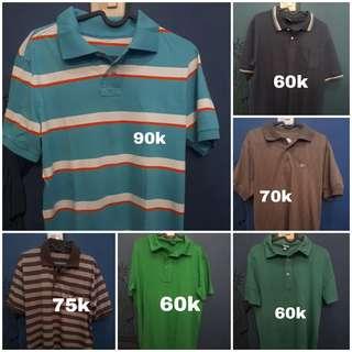 Polo Shirt Preloved