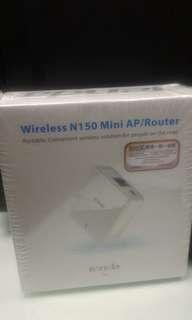 Tenda wireless N150 mini AP router
