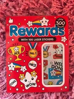 300 Mini Stickers <Rewards>