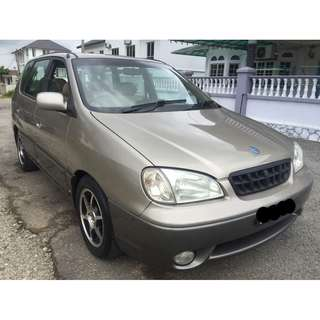KIA CARENS 1.8 (AT)