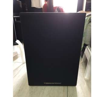 Cerwin-Vega! LW-12X 12-Inches Power Active Subwoofer, Made in U.S.A (300Watts)