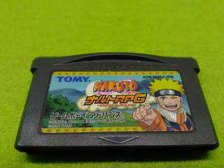 GAME BOY Advance卡帶功能正常 二手品無法像新品 介意者勿下單謝謝你