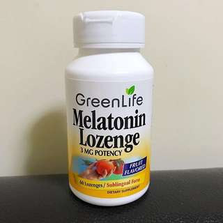 Greenlife Melatonin Lozenge