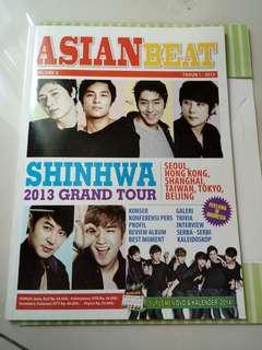Asian beat shinhwa