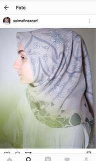 Voal by salma fina scarf