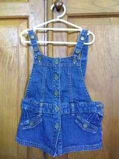 Jeans rok mini