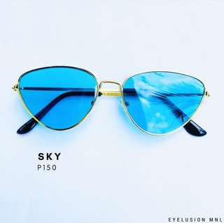 TRENDY SUNNIES - BLUE (SKY)