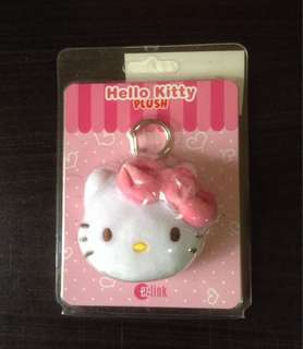 Hello Kitty Ez-link plush