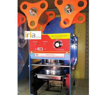 Cup Sealing Machines (Brand New)