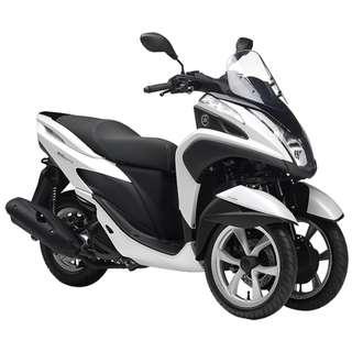 Yamaha Tri City