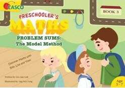 Casco preschool maths problem sums the model method set of book 1-3