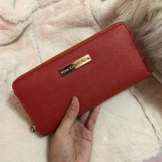 NEW Marie Claire Red - Orange Wallet