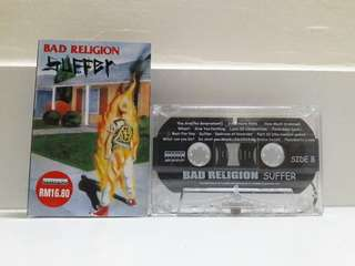 Kaset bad religion