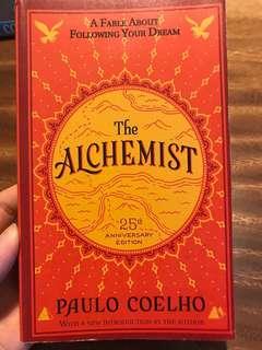 BN alchemist story paul coelho book