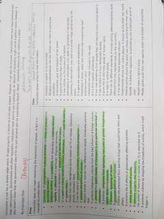 Various GP notes