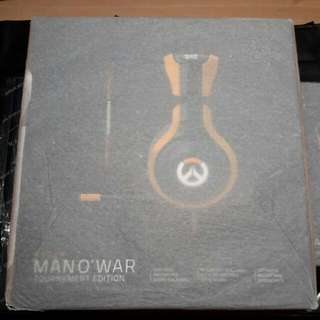 Razer Overwatch Man O War Tournament Edition headphone