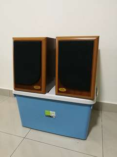 LST AUDIO LAB LOUD SPEAKER