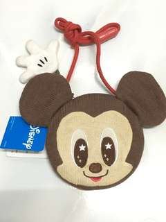 Mickey Mouse Coin Bag