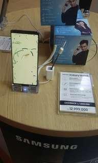 Cicilan tanpa kartu kredit Samsung note8