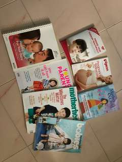 Pregnancy & Babies books for blessing