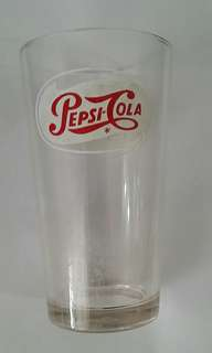 約1950~60年代百事可樂玻璃杯😍😍