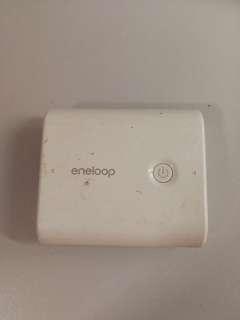 Power Bank Sanyo USB output 500mA