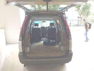 Toyota Liteace Van For Lease/Rent