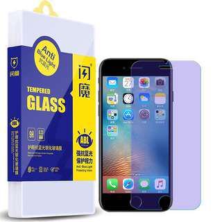 Iphone screen protectors (6p, 6sp, 7p, 8p)