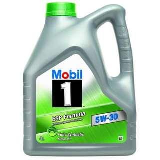 汽車偈油 Mobil