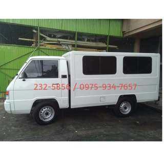 L300 van for rent - 2000 within metro manila only
