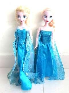 Elsa Play Doll