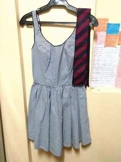 Petite Dress + Belt