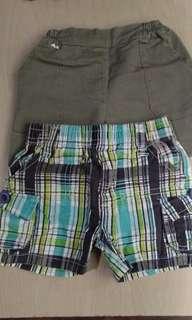 Bundle short