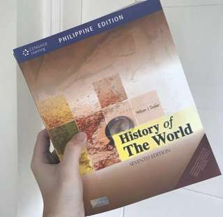History of the World (G8 / G9) K-12
