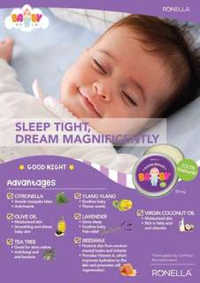 Ronella Baby Balm Good Night