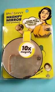 Magnify mirror