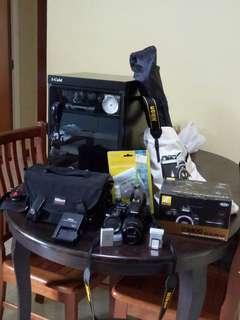 Nikon camera D3400