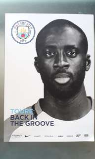 Manchester City Official Matchday Programme