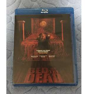 🚚 Bed of the Dead (2016) Blu-ray Disc Canadian Horror Film