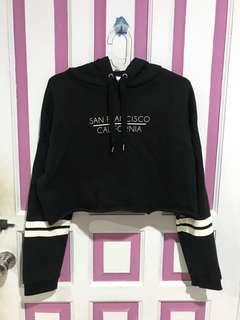 H&M hoodie black