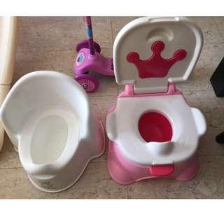 Baby Kid toilet trainer