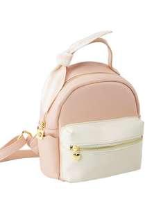 🔆預訂🔆迪士尼 disney Grace gift  愛麗絲 Alice pu皮袋 背包 背囊 粉紅色
