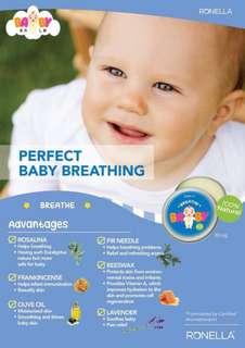 Ronella Baby Balm Breathe