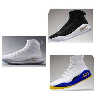 Stephen Curry Shoes 4