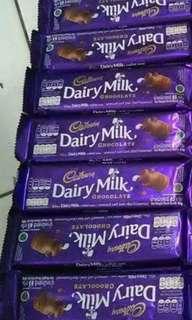 Coklat cadbury 65g
