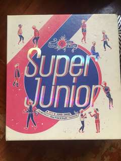 Super junior sfs repackage 淨專