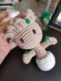 Baby Groot crochet
